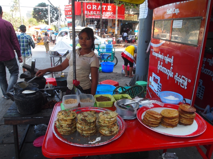 another food stall