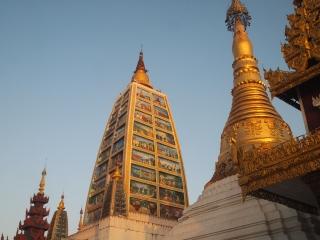 painted pagoda